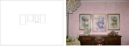 Disposizione dei quadri - Come disporre i quadri in sala ...